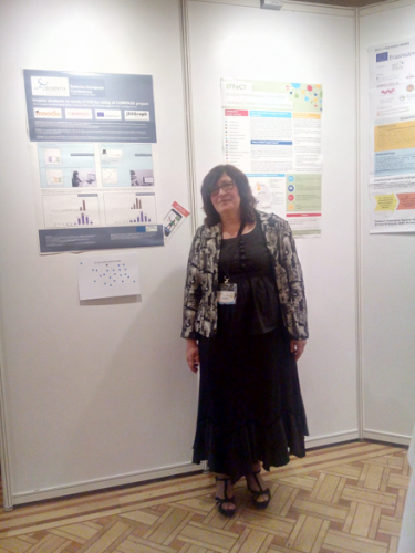 COMPASS PROJECT PRESENTED DURING A 3th SCIENTIX CONFERENCE